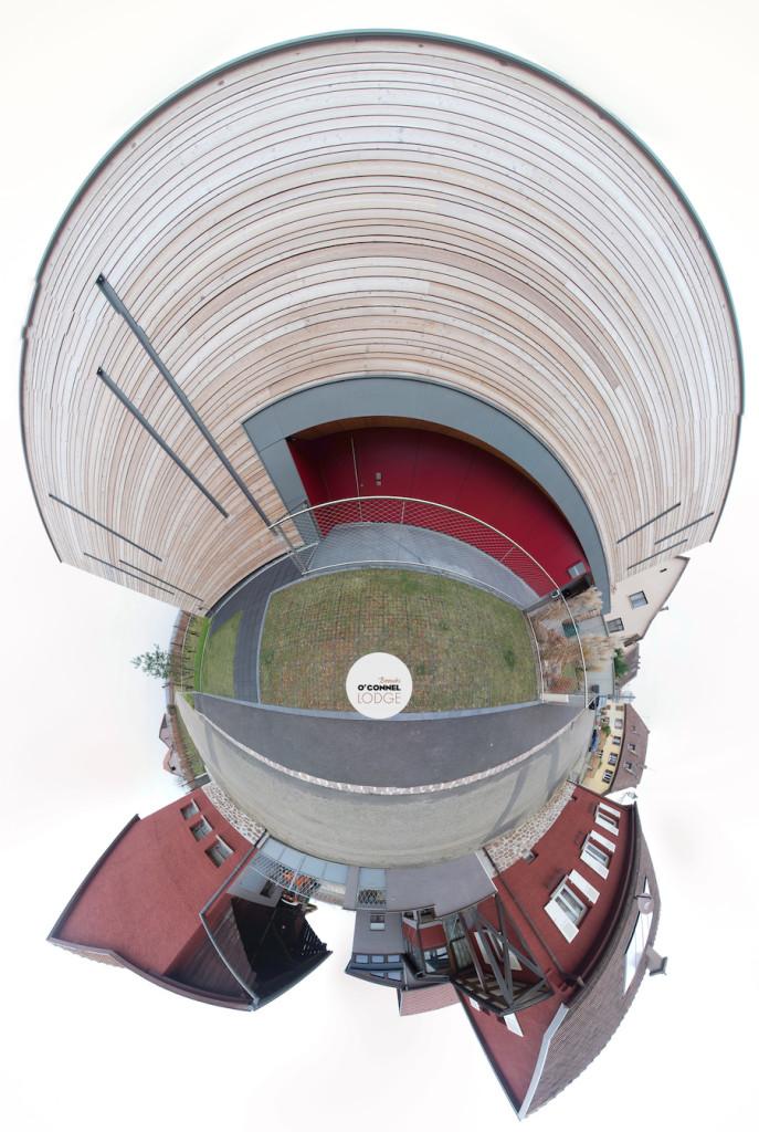 Cliquez l'image et découvrez O'Connel Lodge en 360° !