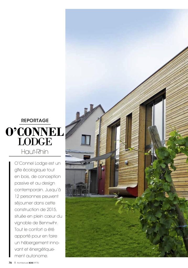Architecture Bois n°76 - Octobre 2016