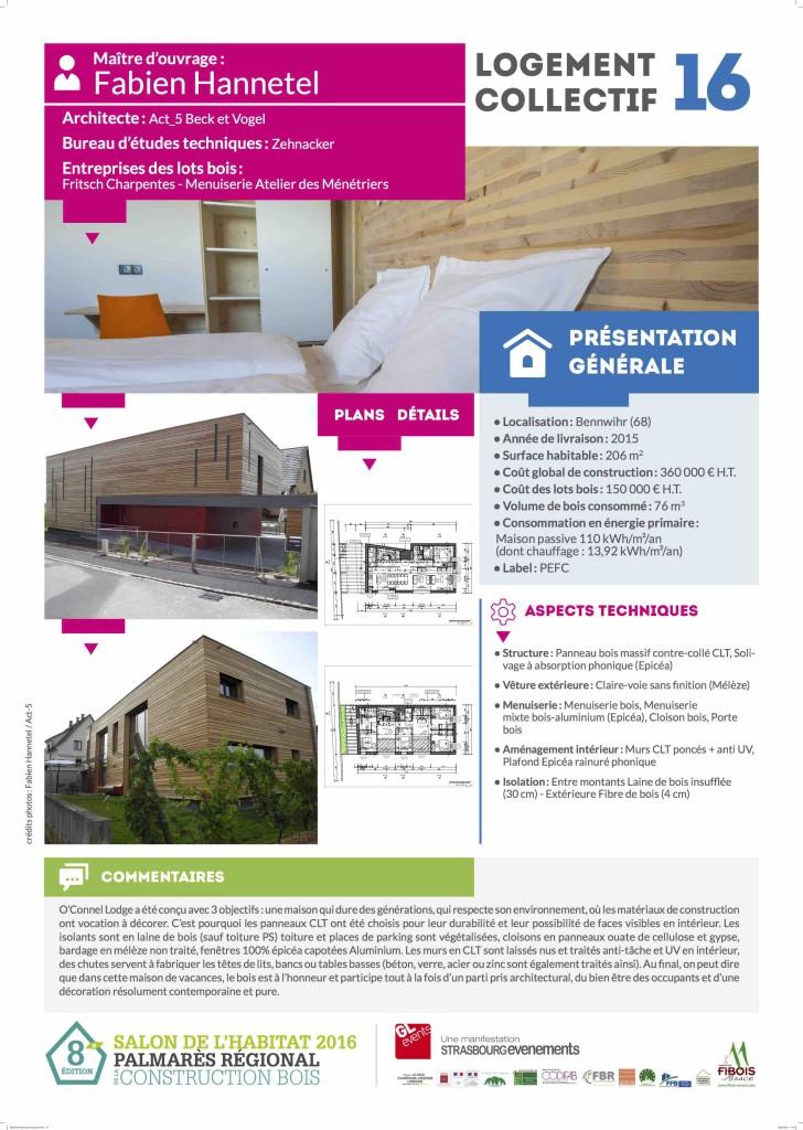 Salon de l'habitat Strasbourg - FIBOIS Alsace