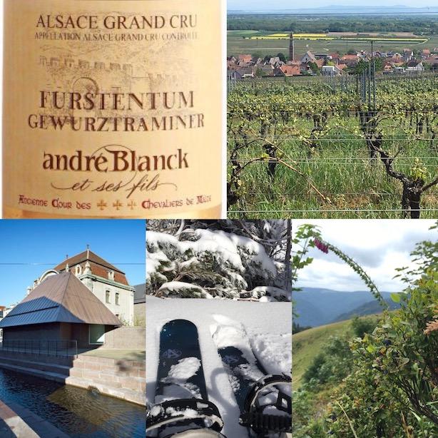 4 Jours en Alsace à O'Connel Lodge