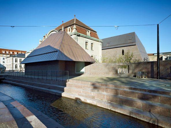 Musée Unterlinden Colmar Alsace